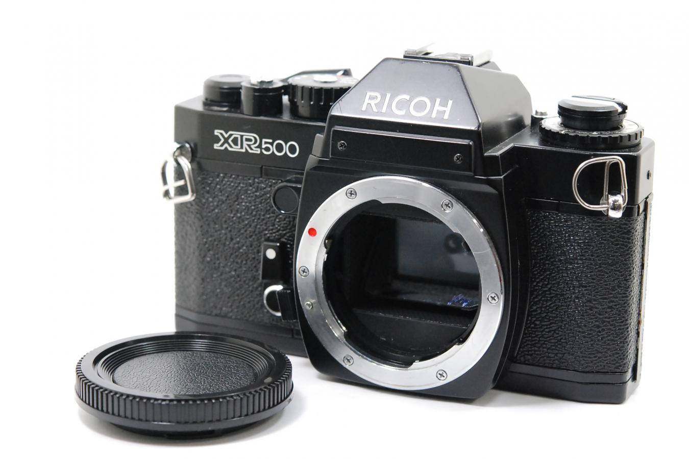 RICOH XR500 【モルト交換済】