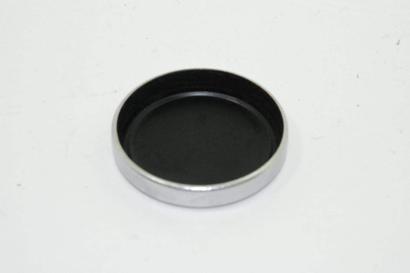 【珍 品】 Canon 34mm径メタルレンズキャップ 【Canon 28/3.5、50/3.5等用】