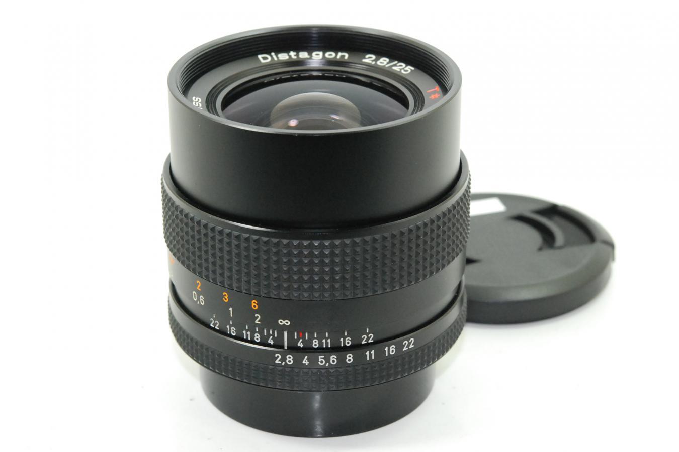 コンタックス Distagon T* 25mm F2.8 AEWG