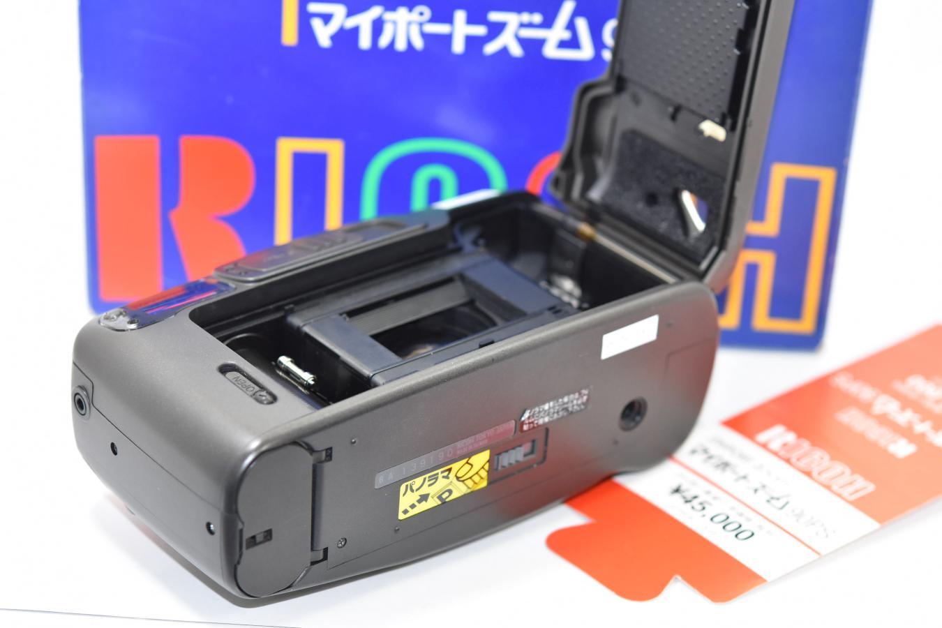RICOH MYPORT ZOOM 90PS 元箱付 【RICOH ZOOM LENS 38-90mmMACRO搭載】