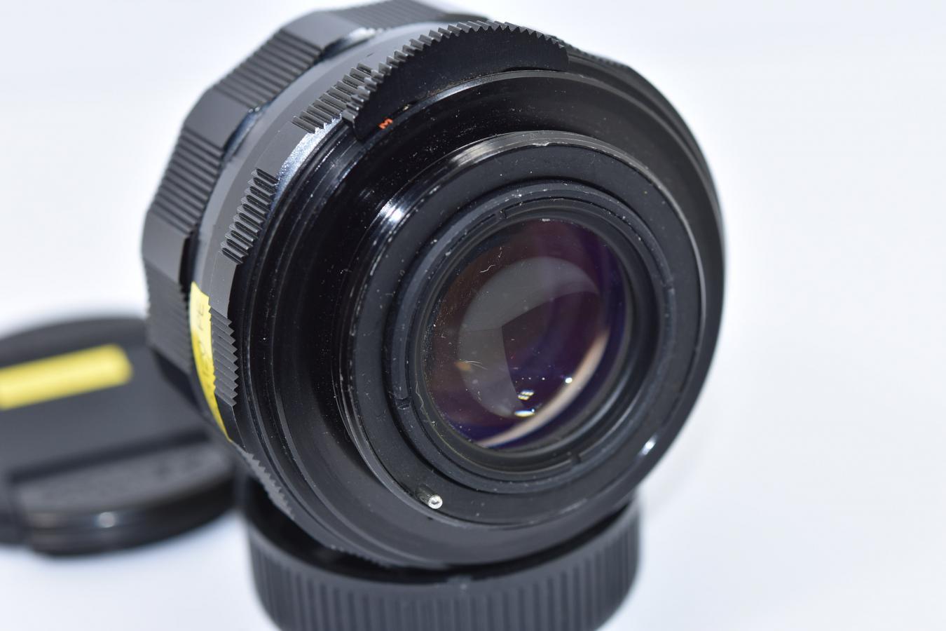 ペンタックス Super-Takumar 55mm F1.8 【カメラ女子に絶大な人気のオールドレンズ M42マウントレンズ】