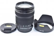 Canon EF-S 18-135mm F3.5-5.6 IS STM 【EW-73Bフード付】