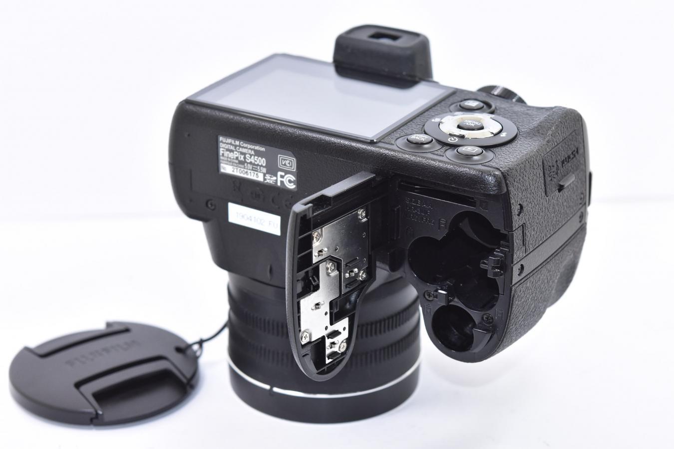 【通信販売限定商品】 FUJIFILM FinePix S4500 【単3電池仕様】