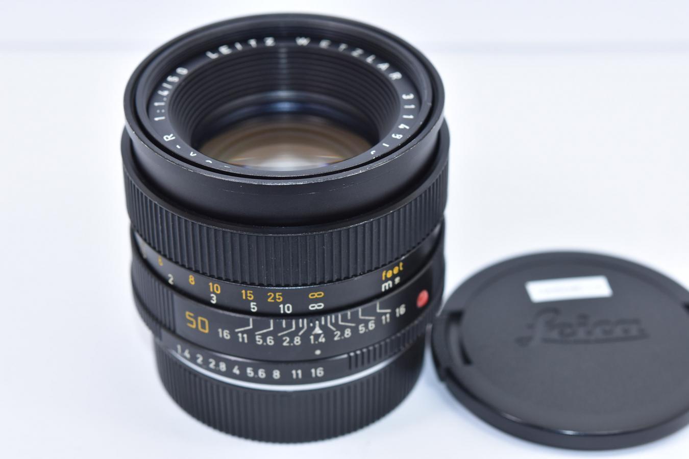 ライカ ズミルックス R 50mm F1.4 3カム