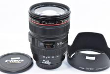 Canon EF 24-105mm F4L IS USM 【純正フードEW-83H付】