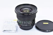Canon NEW FD 20mm F2.8 【整備済】