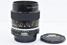 Ai-S Micro NIKKOR 55mm F2.8