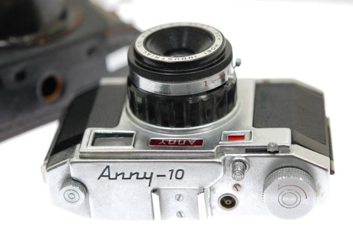 【珍 品】 豊栄産業製 ANNY-10 【純正ケース付】