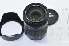 Canon EF-S 18-135mm F3.5-5.6IS 【未記入メーカー保証書、純正フードEW-73B付】