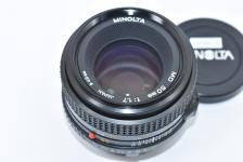 MINOLTA NEW MD 50mm F1.7