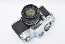 【珍 品】 PETRI FT EE C.C Petri 55mm F1.8付