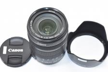 Canon EF-S 18-135mm F3.5-5.6 IS STM 【純正フードEW-73B付】