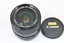 【B級特価品】 Canon NEW FD 28mm F2