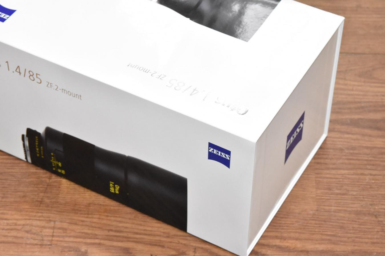 【未使用未開封品】 ZEISS Otus 85mm F1.4 ZF.2 ニコン用 【元箱付一式】