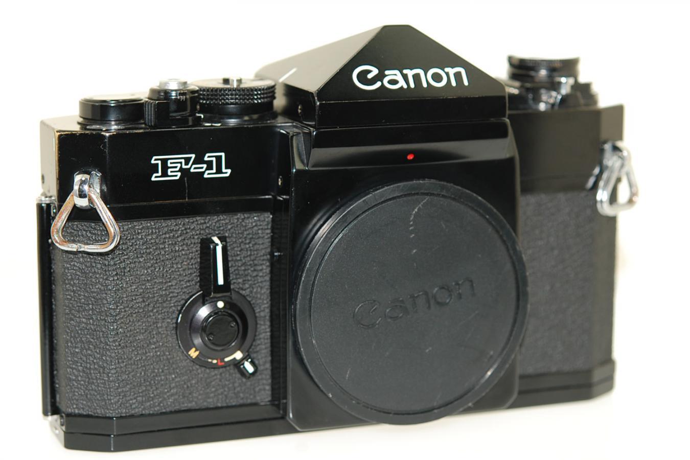キャノン F-1 前期型