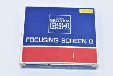 ZENZA BRONICA FOCUSING SCREEN G 【BRONICA GS-1用全面マット】