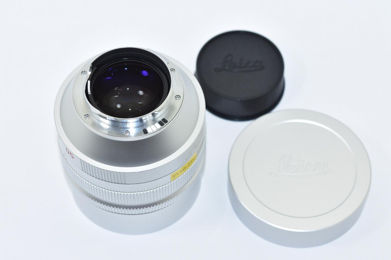 LEICA NOCTILUX-M 50mm F0.95 ASPH. シルバー 【元箱付一式】