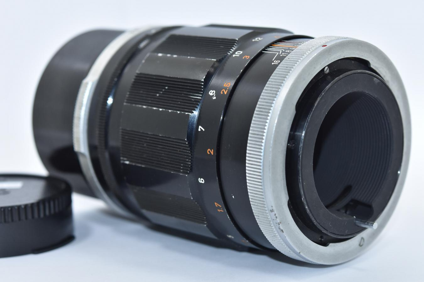 【B級特価品】 Canon FL 135mm F2.5