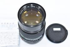 Canon NEW FD 135mm F2.8 【整備済】