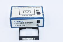 【希 少】 Canon FOCUSING SCREEN E型 【Canon F-1用】
