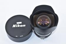 Ai-S NIKKOR 15mm F3.5 【純正L1Bcフィルター付】
