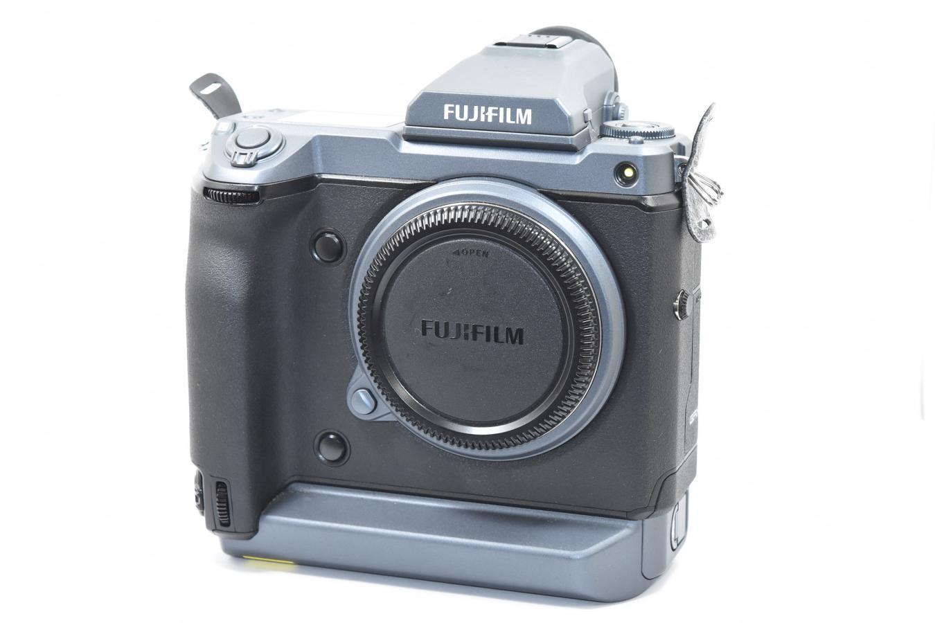 FUJIFILM GFX100 【メーカー保証書残あり 元箱付一式】