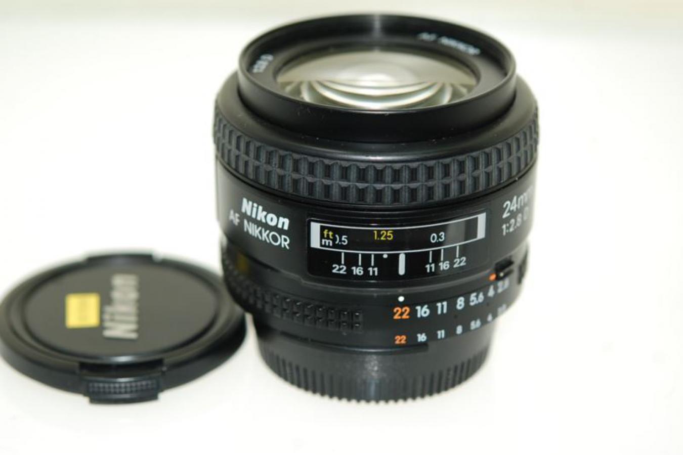 AF NIKKOR 24mm F2.8D