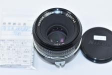 NEW NIKKOR 50mm F2 【整備済】