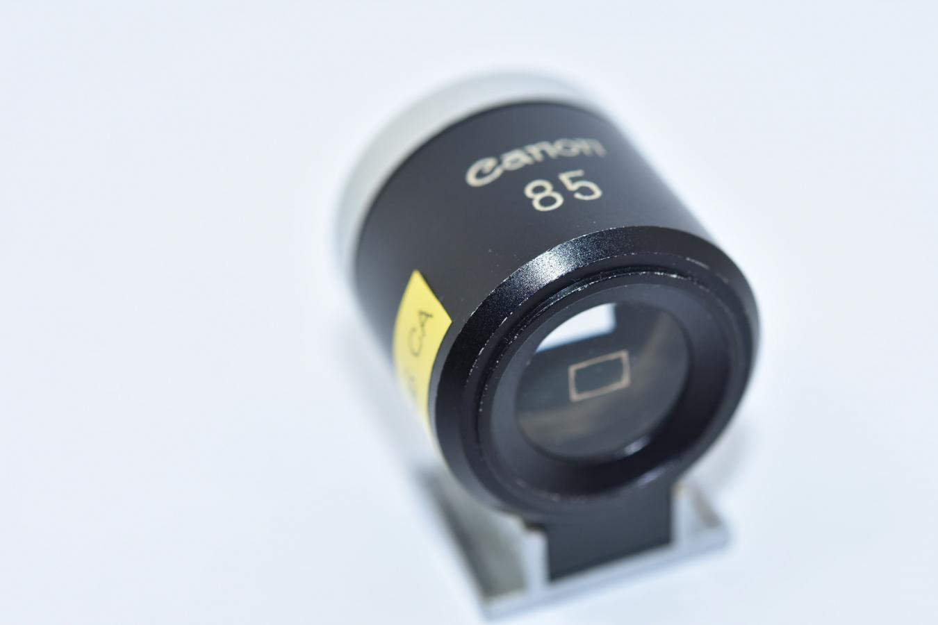 キャノン 85mmビューファインダー