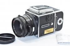HASSELBLAD 503CX 50周年記念モデル CF Planar T* 80/2.8、A12マガジン付 【☆マーク入り正規品 整備済】