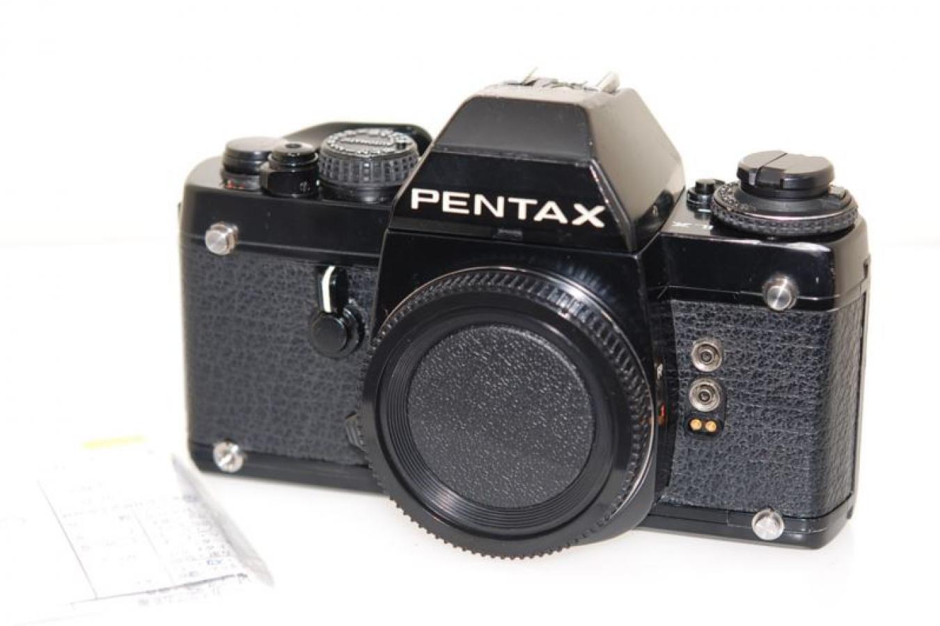 ペンタックス LX 前期型 【整備済 FA-1ファインダー付】