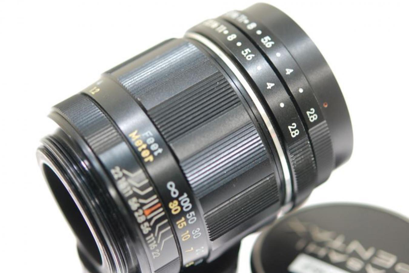 ペンタックス タクマー 105mm F2.8 【M42マウントレンズ】