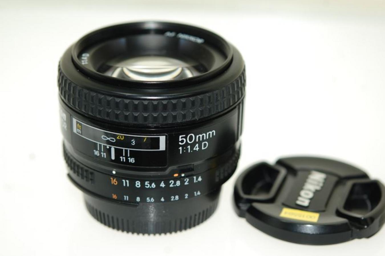 AF NIKKOR 50mm F1.4D
