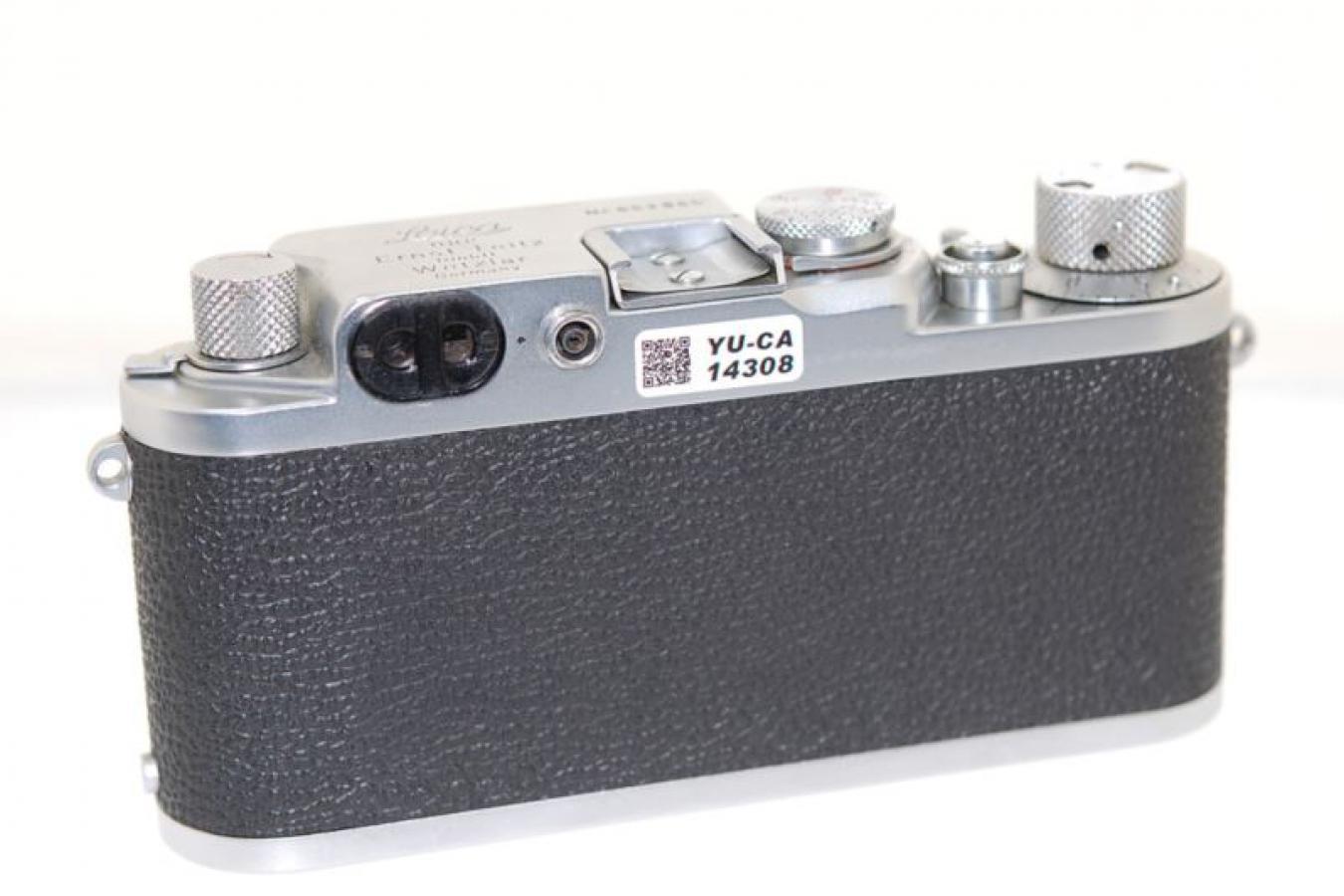 ライカ IIf 1/1000 65万台 レッドシンクロ 1953年製