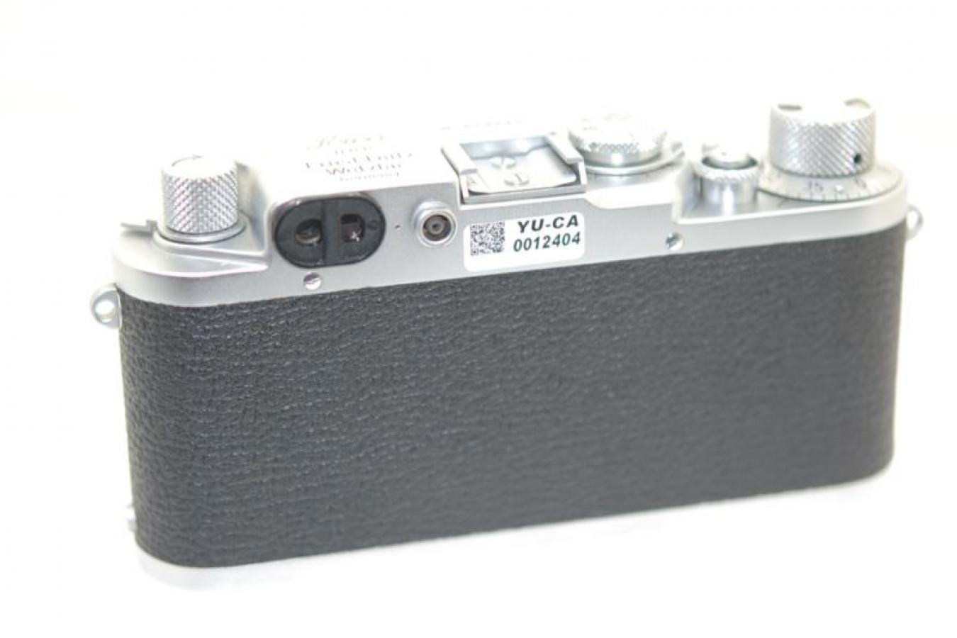 ライカ IIf 57万台 ブラックシンクロ 1951年製